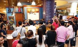 ฝ่าดงม็อบแห่ซื้อการ์เร็ต ทุนสิงคโปร์ตัดหน้าเศรษฐีไทย คว้าสิทธิเปิดช็อปแรกพารากอน