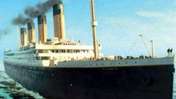 เก็บตก ! ภาพสมบัติ 100 ปี ไททานิค มูลค่า 600 ล้านบาท