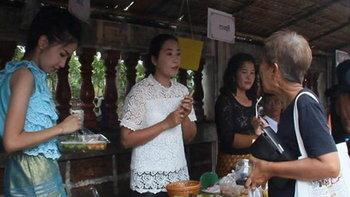 จันทบุรี เปิดตลาดโบราณย้อนยุค 270  ปี ผลตอบรับดี