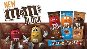 เปิดตัว M&M'S Block ครั้งแรกในไทย ชวนแฟนๆ เติมความสนุกให้ชีวิตด้วยความคิดสร้างสรรค์
