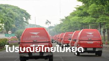 ไปรษณีย์ไทยให้บริการวันปิยมหาราช 23 ตุลาคม 2562