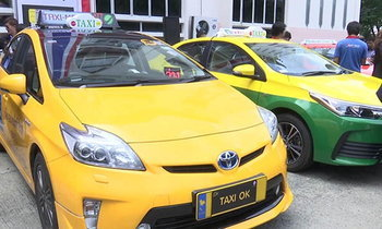 แท็กซี่ใหม่ ต้องผ่านหลักเกณฑ์ 'TAXI OK' ทุกคัน!