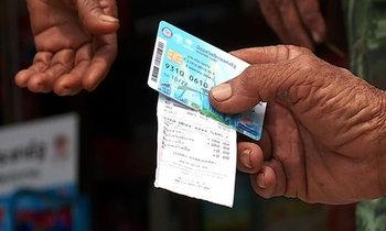 ยอดใช้จ่ายผ่านบัตรคนจนช่วง 4 เดือนที่ผ่านมาเกิน 1 หมื่นล้านบาท