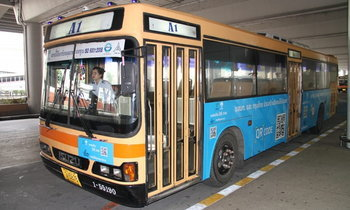 มิติใหม่! นำร่องจ่ายค่ารถเมล์ ขสมก. ผ่าน QR Code รับไทยแลนด์ 4.0