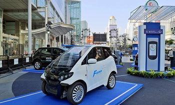 'กระทรวงพลังงาน' เดินหน้าเปิดสถานีชาร์จรถยนต์ไฟฟ้า ตั้งเป้าปี 62 มี 150 สถานี