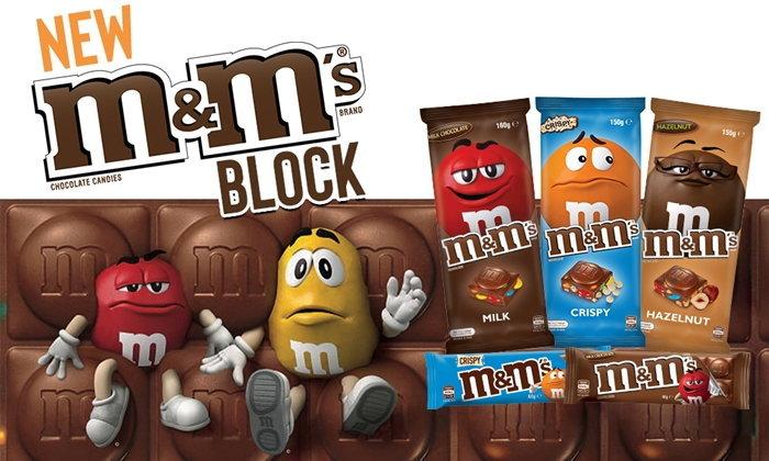 เปิดตัว M and M'S Block ครั้งแรกในไทย ชวนแฟนๆ เติมความสนุกให้ชีวิตด้วยความคิดสร้างสรรค์
