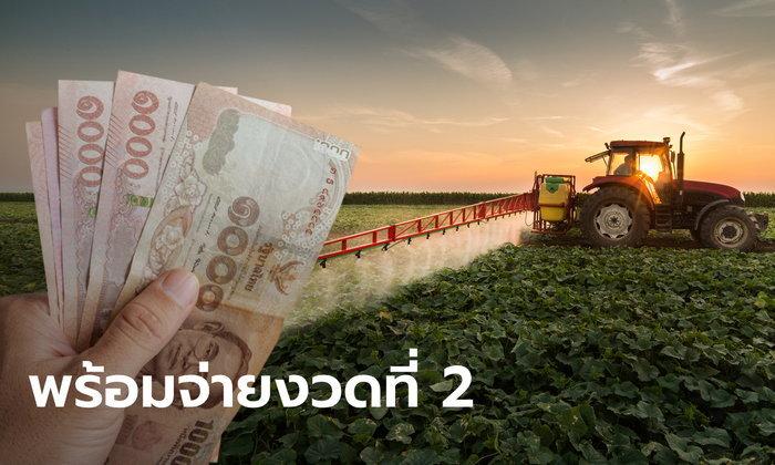 ตรวจสอบเงินเยียวยาเกษตรกร รับ 5,000 บาท งวดที่ 2 ธ.ก.ส. พร้อมจ่ายให้ 7.14 ล้านคน