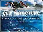 SEA MONSTERS 3D