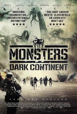 Monsters: Dark Continent สงครามฝูงเขมือบโลก