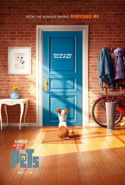 The Secret Life Of Pets เรื่องลับแก๊งขนฟู