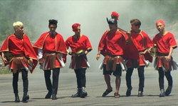ความฮาบังเกิด! เมื่อ BIGBANG เป็นนักรบโรมันในรายการ Running Man