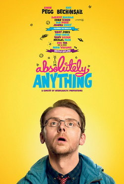 Absolutely Anything แอบโซลูทลี เอนี่ธิง