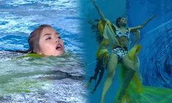 โหดสุดของ The Face Thailand ถ่ายแบบใต้น้ำ หวาดเสียวผ้าพันขา