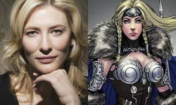 ตื่นเต้นมาก เคต บลันเชตต์ อาจจะร่วมแสดง Thor: Ragnarok