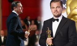 """สมใจแฟนๆ """"ลีโอนาโด ดิคาปริโอ"""" คว้านักแสดงชายยอดเยี่ยม """"Oscars"""" ได้ในที่สุด!"""