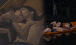 """ท่ายาก! โตโน่-เมย์ เลิฟซีนทุลักทุเลพลอดรักบนเรือ """"เพชฌฆาตดาวโจร"""""""