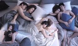 """57 ท่านอน ฌอห์ณ-โดนัท ที่คนโสดต้องตาร้อนผ่าว """"โสดStories"""""""
