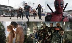 10 ภาพยนตร์ที่ได้รับความนิยมสูงสุดในปี 2016