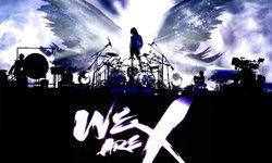 จากตำนานวงร็อกของญี่ปุ่นสู่แผ่นฟิล์ม เราคือเอ็กซ์ (We ARE X)