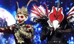 ไม่คิดว่าเป็นคนนี้! โฉมหน้า หน้ากากไก่ฟ้า & หน้ากากลิงเผือก The Mask Singer 2