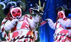 ซามูไรถอดหน้ากาก ซูโม่ชนะ! คว้าแชมป์กรุ๊ป D THE MASK SINGER 2