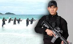 """""""อ๋อม"""" เป็นทหารเรือสุดหล่อ กับภารกิจพิทักษ์น่านน้ำไทย """"ราชนาวีที่รัก"""""""
