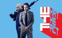 บ็อกซ์ ออฟฟิศ ต่างประเทศ (18-20 ส.ค.17) The Hitman's Bodyguard ขึ้นอันดับ 1 ด้วยรายได้ 21 ล้าน