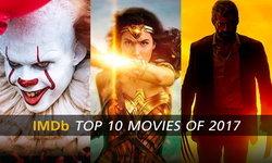IT และ Wonder Woman ติดท็อป 10 หนังแห่งปี 2017 ของ IMDb