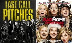 2 หนังสาวแสบภาคต่อที่ห้ามพลาด PITCH PERFECT 3 และ A BAD MOMS CHRISTMAS