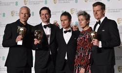 Three Billboards Outside Ebbing, Missouri ผงาดคว้า 5 รางวัล BAFTA Awards 2018
