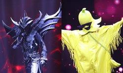 ถอดหน้ากาก กล้วย-ยมทูต อึ้งกับความหล่อ The Mask Singer 4