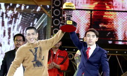 """IRONBOY"" สุดเจ๋ง! คว้าแชมป์ THE RAPPER คนแรกของเมืองไทย"
