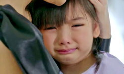 """สาวน้อยน้ำตาสั่งได้ """"น้องอินเตอร์"""" ผู้รับบท """"นุดา"""" จากละคร """"เมีย2018"""""""