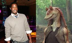 """Ahmed Best"" นักแสดงบท Jar Jar Binks ใน Star Wars ทวีตเผย เคยเกือบฆ่าตัวตาย!"