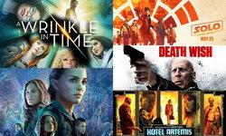 7 หนังแป้กบนตารางหนังทำเงินในปี 2018 (ครึ่งปีแรก)