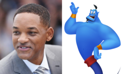 """""""Will Smith"""" คอนเฟิร์ม! ร่างของยักษ์จีนี่ใน """"Aladdin 2019"""" จะเป็นสีน้ำเงินร้อยเปอร์เซ็นต์"""