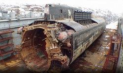 """เจาะ 10 หายนะเรือดำน้ำครั้งประวัติศาสตร์ 23 ลูกเรือถูกขังใต้ทะเล 5 วันไร้การช่วยเหลือ """"Kursk"""""""