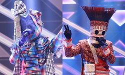เปิดหน้ากากผ้าขาวม้า ก็ว่าอึ้งแล้ว... อึ้งยิ่งกว่าเมื่อเปิดหน้ากากกระติ๊บ! The Mask Line Thai