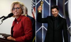 """ลูกสาว """"Dick Cheney"""" ร้อนตัว! โต้กลับ """"Christian Bale"""" หลังขอบคุณซาตานที่งานลูกโลกทองคำ"""