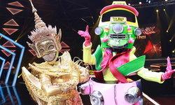"""ใครจะชนะ? """"ตุ๊กตุ๊ก"""" VS """"มโนราห์ """" ลุ้นแชมป์ศึกสุดท้าย """"The Mask Line Thai"""""""