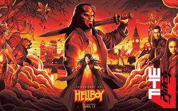 รีวิว Hellboy (2019)  รีบู๊ตที่ไม่ได้ไปต่อ