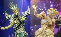 """""""บ่วงนาคบาศ"""" สมศักดิ์ศรีแม้ไม่เข้ารอบ! """"นางวันทอง"""" คว้าแชมป์กรุ๊ปไม้เอก The Mask วรรณคดีไทย"""
