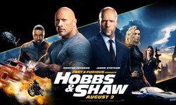 Fast & Furious: HOBBS & SHAW ศึกคู่กัด ฝีปากกล้า