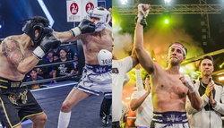 "10 Fight 10 ""แอนดรูวร์ vs ดิว"" แพ้น็อกหมดแรงสู้ หลังลดน้ำหนักกว่า 10 กิโล"