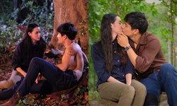 """""""ไมค์-มุกดา"""" สบตาซึ้ง จูบหวานสะท้านป่า ใน """"มธุรสโลกันตร์"""""""