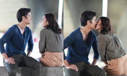 """""""เพื่อน-ชิปปี้"""" จูบแรกสุดเขิน ใน """"ทิวาซ่อนดาว"""""""