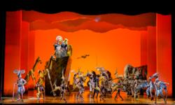The Lion King Musical คำชื่นชมหนาหู เพิ่มรอบแสดงถึง 10 พ.ย. นี้