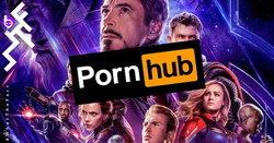 Avengers และซูเปอร์ฮีโร่กลายเป็นคำที่ถูกค้นหาใน Pornhub มากที่สุดซะงั้น