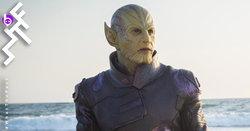 เผยภาพแรกของ Skrull ที่หลอนเกินกว่าจะนำมาใช้ใน Captain Marvel