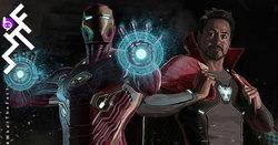 Doctor Strange เกือบได้สวมชุดเกราะเหล็ก Iron Man ใน Avengers: Infinity War